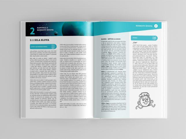 HODNOTY A ROZHODNUTIA - učebnica katolíckeho náboženstva